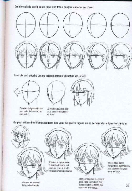 Apprendre A Dessiner Manga Pas A Pas : apprendre, dessiner, manga, (Apprendre, Dessiner, Manga), Cours, Chapitre, Manga, Illusion