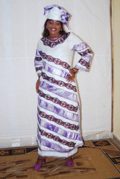 boubou femme  Bienvenue chez Harlem Couture