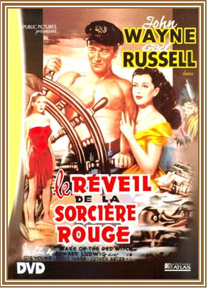 Le Réveil De La Sorcière Rouge : réveil, sorcière, rouge, Reveil, Sorciere, Rouge