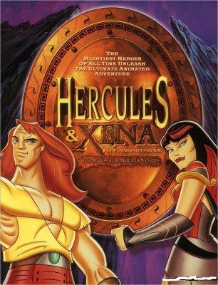 Hercule Et Xena : La Bataille Du Mont Olympe : hercule, bataille, olympe, HERCULE, BATTAILLE, OLYMPE, XWP-CHAKRAM