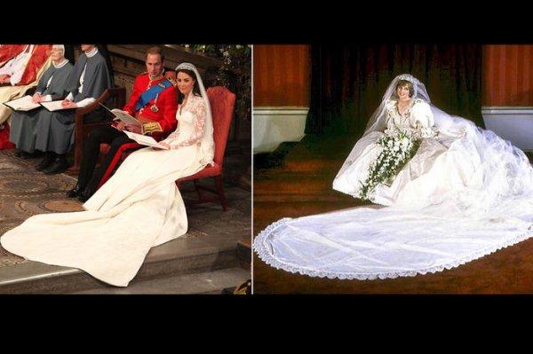 Erinnern wir uns an ein weltberhmtes Kleid  PARISISI Hochzeit
