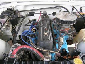 Jeep CJ7 258 6v Engine  Jeep CJ7