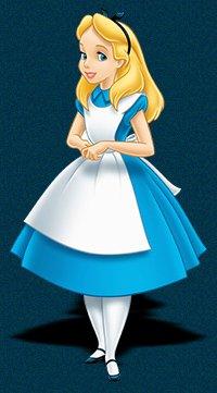 Alice Aux Pays Des Merveilles Personnages : alice, merveilles, personnages, Convergences, Divergences, Personnages., Alice, Merveilles