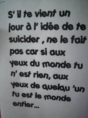 Texte Depart Pour Une Nouvelle Vie : texte, depart, nouvelle, Suicide, Nouveau, Départ, Nouvelle