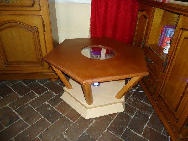 Table Basse Au Coeur Du Bois