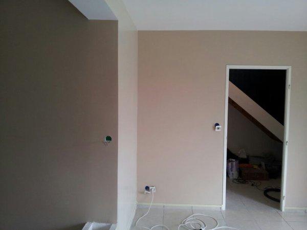 Peinture Salon Maison YoCa