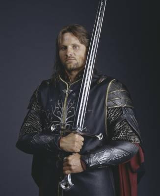 Grand Pas Seigneur Des Anneaux : grand, seigneur, anneaux, Aragorn, (grand, Seigneur, Anneaux