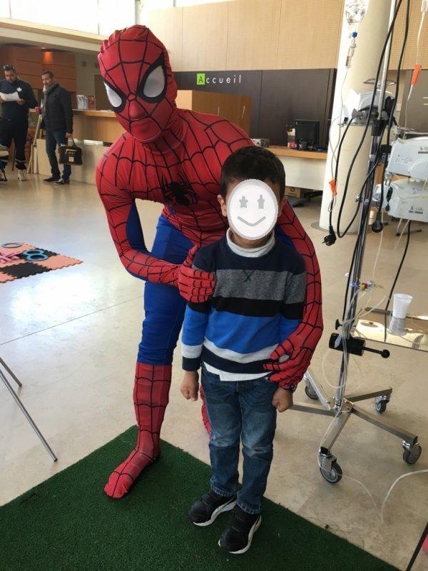 Un hôtel Marvel, des attractions Spider-Man et Reine des
