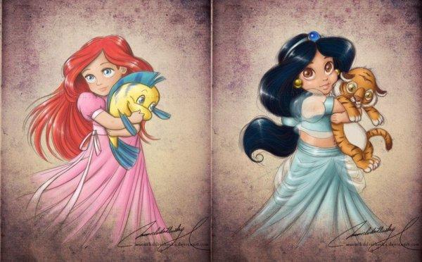 l art et les princesses