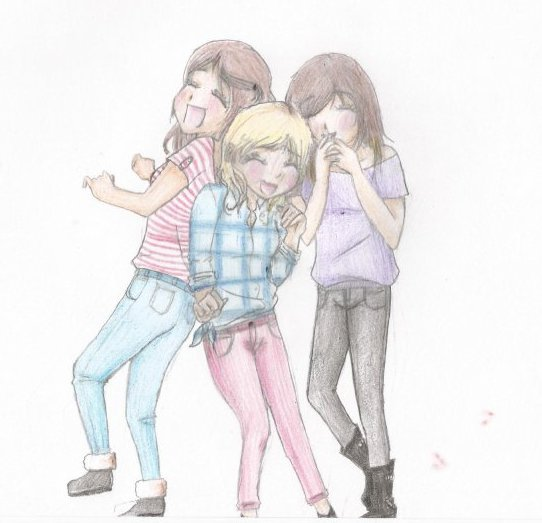 Drawings One Direction Fans