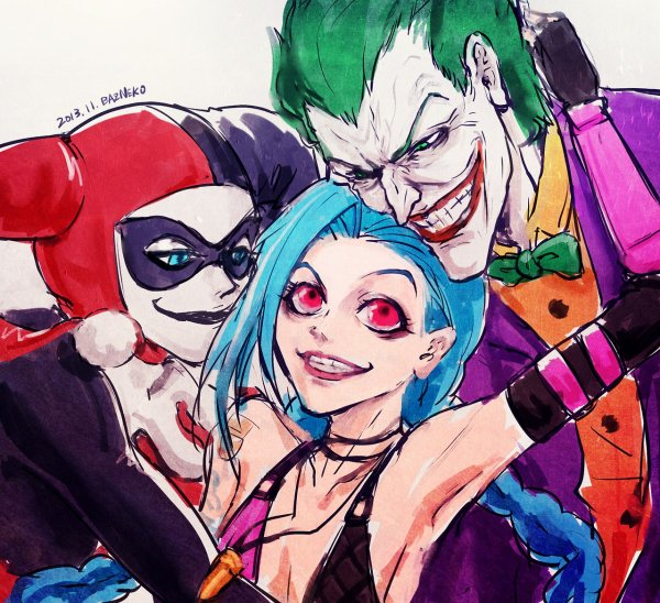 Harley Quinn Daughter Lucy Quinzel