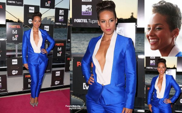 Cree Summer Alicia Keys