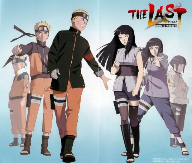 Naruto Et Hinata Un Couple A Lhistoire Mouvementee Et Heureuse