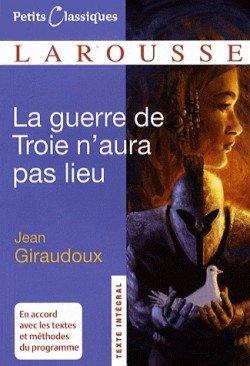 La Guerre De Troie N Aura Pas Lieu Analyse : guerre, troie, analyse, Guerre, Troie, N'aura, Giraudoux