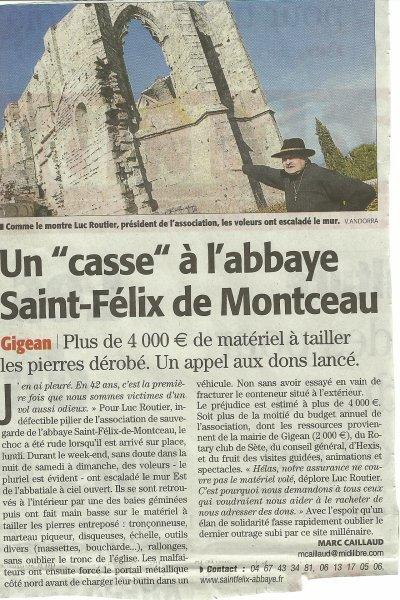 Abbaye Saint Felix De Monceau : abbaye, saint, felix, monceau, Abbeilly,