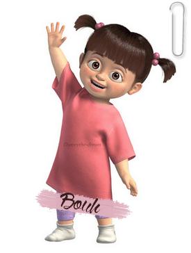 Monstre Et Compagnie Petite Fille : monstre, compagnie, petite, fille, DisneyThe-Dream, C'est, Romans, Skyrock.com