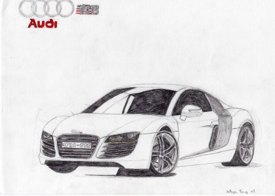 Audi R8 Turbo, Audi, Free Engine Image For User Manual
