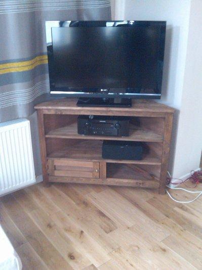 meuble tv de coin blog de frederic cousin