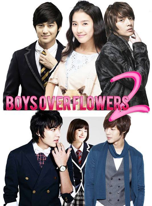 Boys Over Flowers Saison 2 : flowers, saison, Flowers, -saison, Ohayo, Mina!