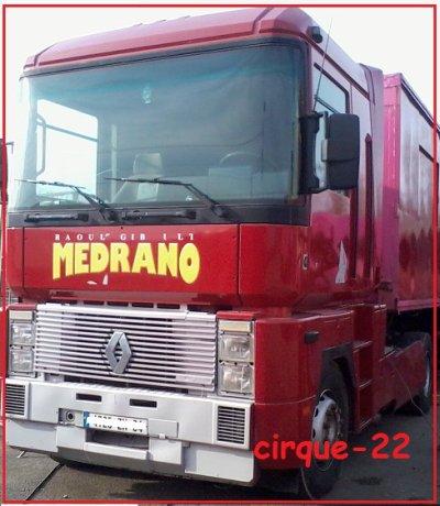 Reportage Sur Le Cirque Medrano A Rennes Blog De CIRQUE 22