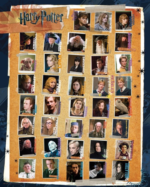 Test Harry Potter 24 Personnages : harry, potter, personnages, TEST], Personnage, Harry, Potter, Ressemblez-vous, Plus?, Coeur, Département, Mystères...