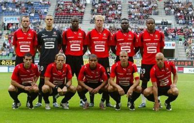Equipe De Rennes Stade Rennais Football Club
