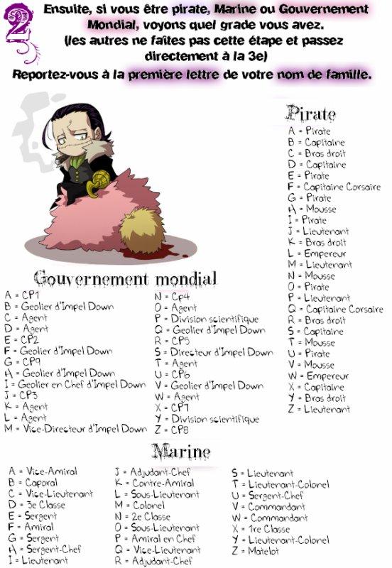 Monde De Pirates One Piece : monde, pirates, piece, Seriez, Intégriez, Monde, Piece