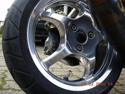 Polissage D Un Metal Et Bain De Chrome Blog De Pationam6 3893