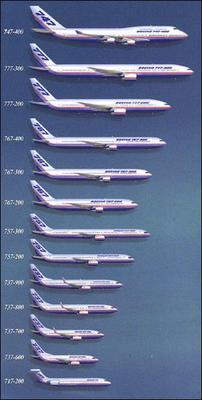 La Flotte De Boeing A 233 Ronautique