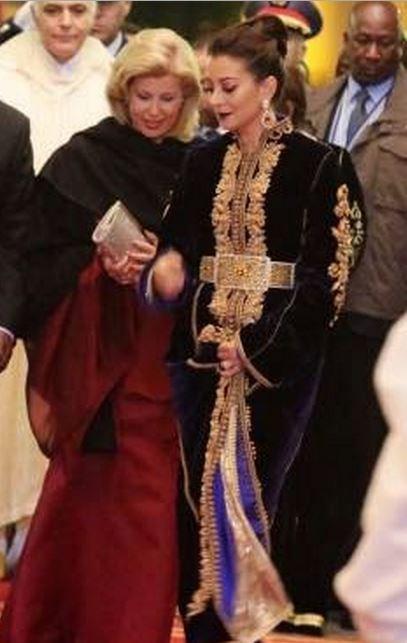 Princess Lalla Malika Morocco