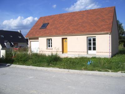 la facade la construction de notre maison