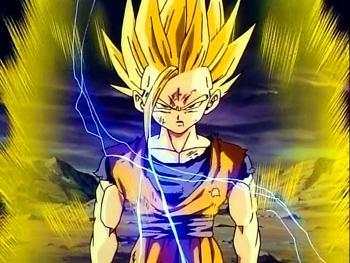 Goku Ssj Wallpaper Hd Sangohan Ssj2 Dragon Ballz Et Gt Et Aussi Naruto