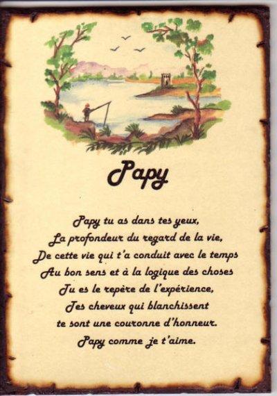Texte Pour Son Grand Pere Decede : texte, grand, decede, Aujourd'hui, L'enterrement, Grand, Pére, Romantique076