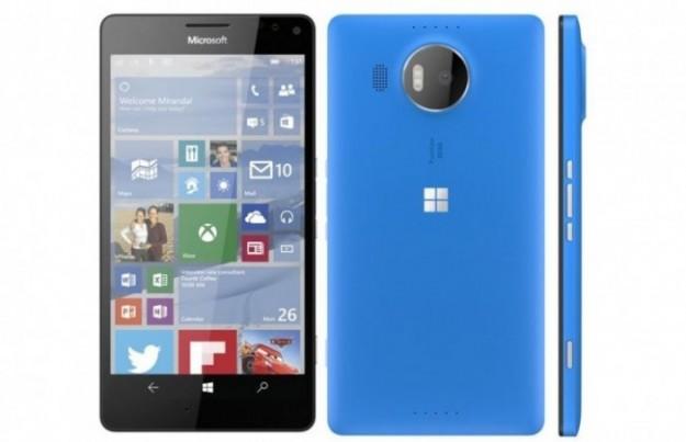 Microsoft Lumia 950 XL и Lumia 950: раскрыта стоимость новых флагманов