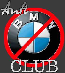 Image result for ANTI BMW