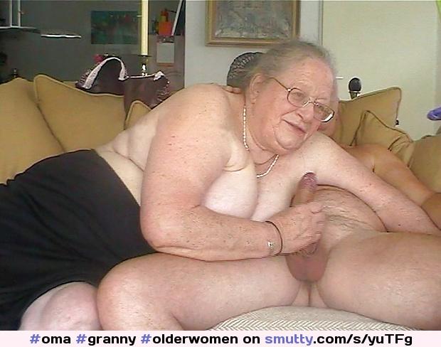 Sexbilder oma