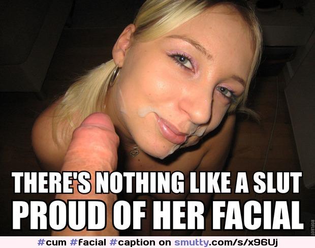 Slut captions cum Slave slut