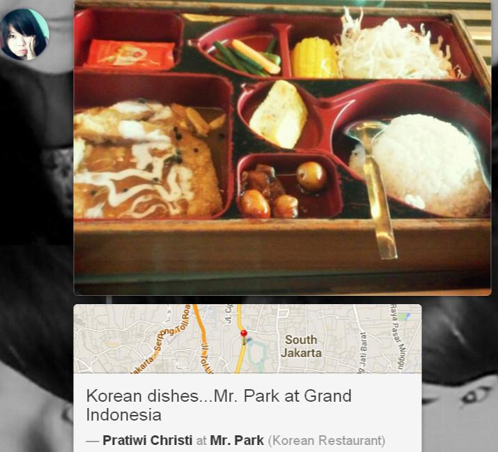 wisata kuliner, grand indonesia jakarta, makanan ala korea, restoran korea
