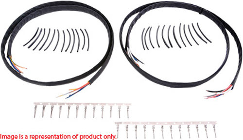 Novello NIL-WH15 Handlebar Wire Harness Extension Kit 15in