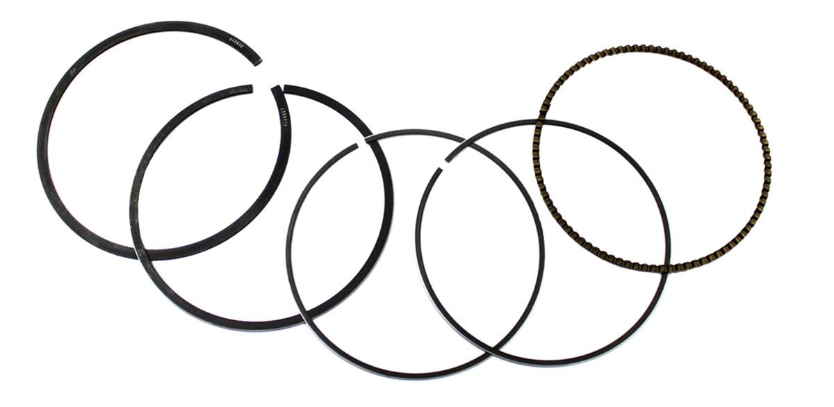 2006-2014 Honda TRX680FGA ATV Namura Piston Ring Set [102