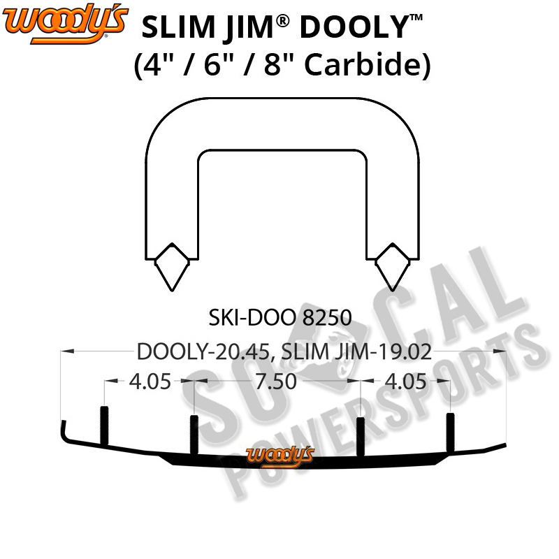 Woody's Slim Jim Dooly 4