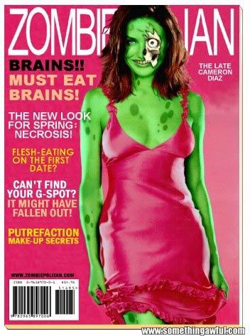 zombies magazine