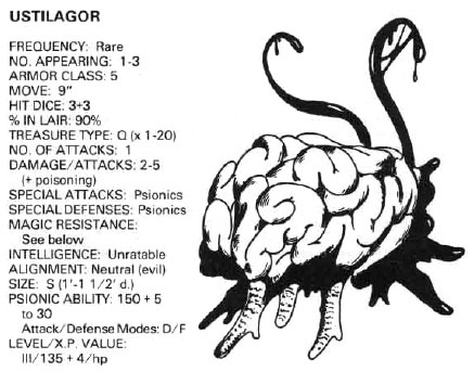 Advanced Dungeons & Dragons: Monster Manual II (part 2)