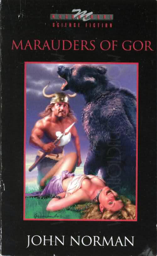 Terrible FantasySciFi Book Art
