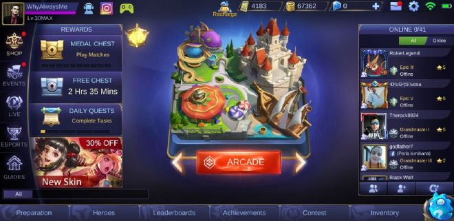 mobile legends: bang bang for android - download