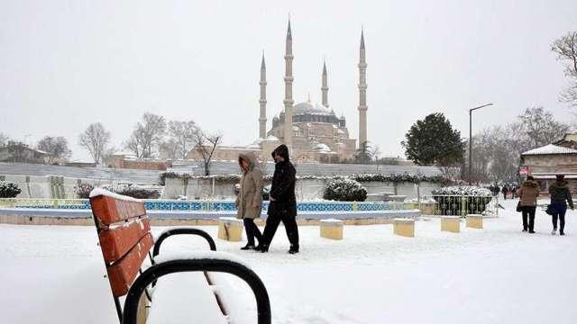 Edirne ve Kırklareli'de okullar tatil mi? İşte valilik açıklaması… (27.02.2018)