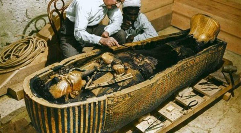 tutankamon ile ilgili görsel sonucu
