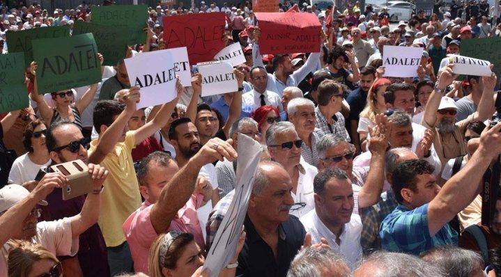 CHP İzmir'de adalet yürüyüşü başlatıyor… Gebze'de buluşulacak