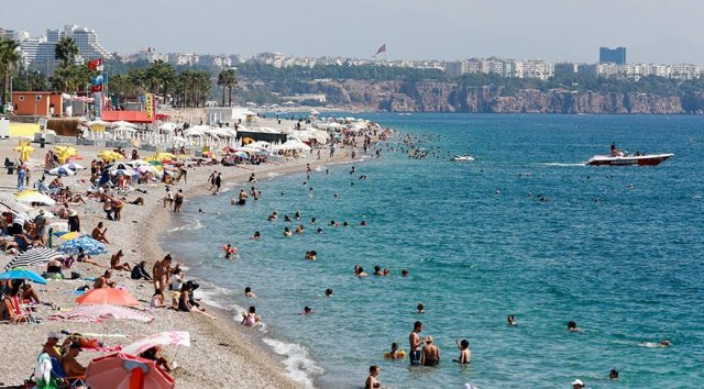 Картинки по запросу Konyaaltı plaj