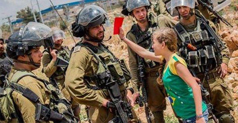 Ahed Tamimi, a adolescente convertida em símbolo da resistência palestina
